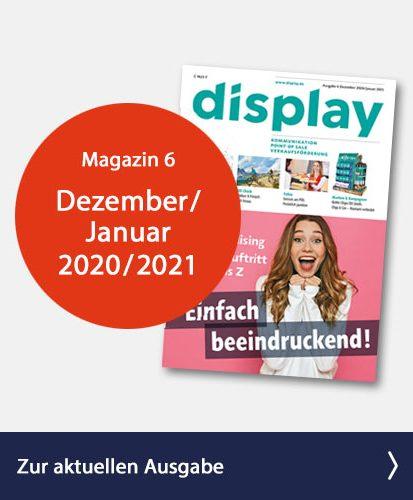display Ausgabe 6 2020