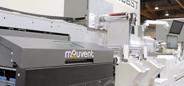 Bobst Digitaldruck Mouvent