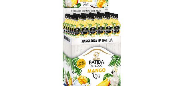 Limited Edition, Display, tropisch, Kokos, Mango