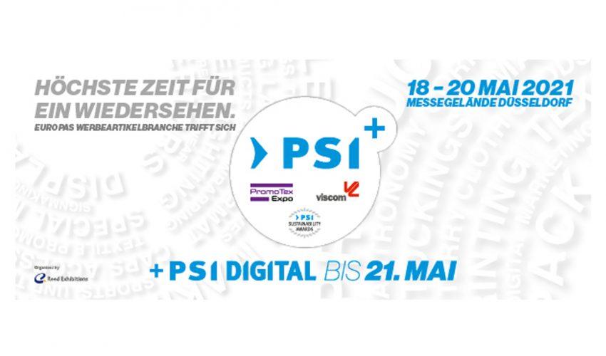 PSI viscom PromoTex Expo 2021 hybrid