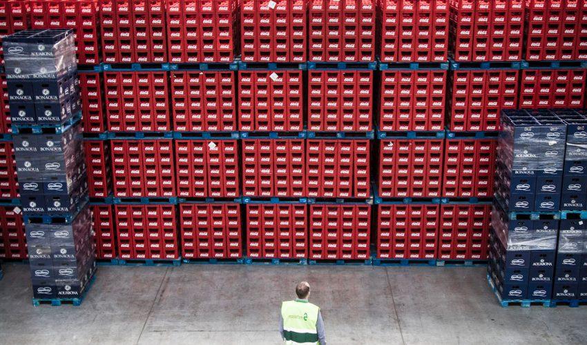 Chep Coca-Cola Pooling-Paletten