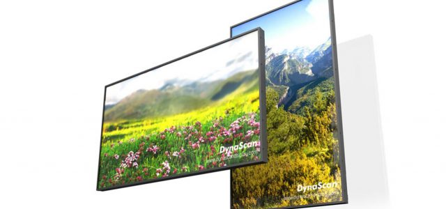 DynaScan präsentiert neue High Brightness Displays