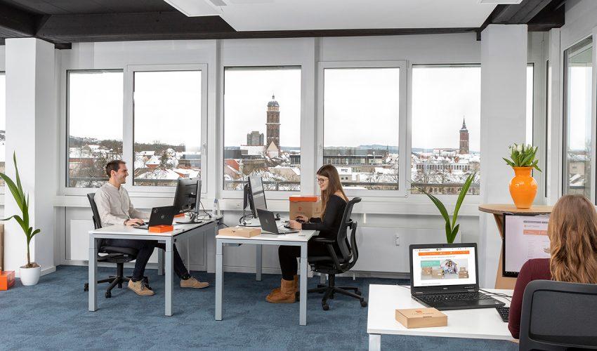 Thimm-Start-ups beziehen neuen Standort