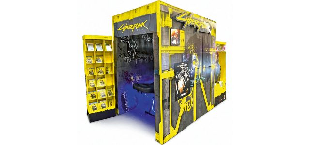 Schoepe Display Cyberpunk 2077
