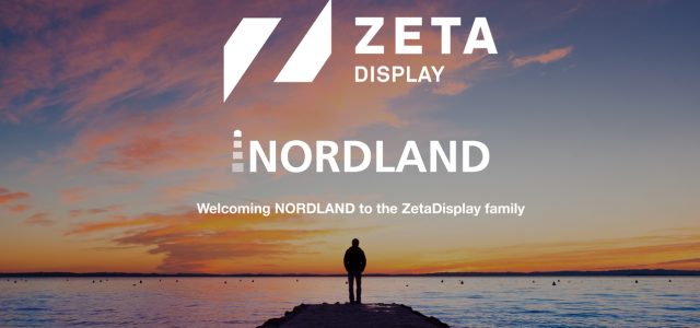 Nordland systems Zetadisplay