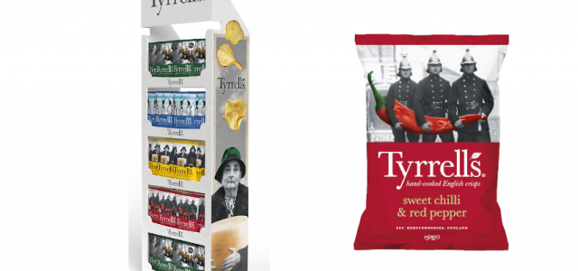 Tyrrells: Neue Snack-Marke am POS