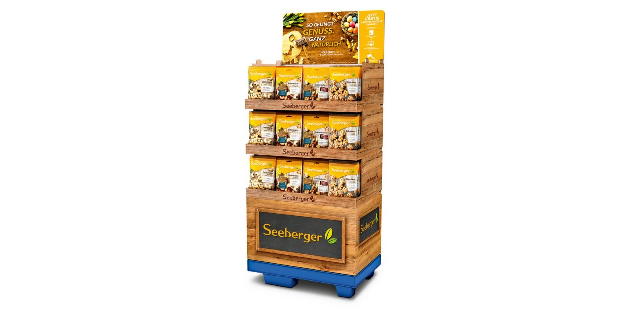 Anlassbezogene Promotion Seeberger
