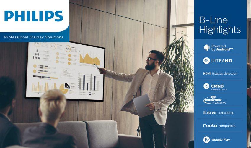 Digital-Signage-Lösungen PPDS