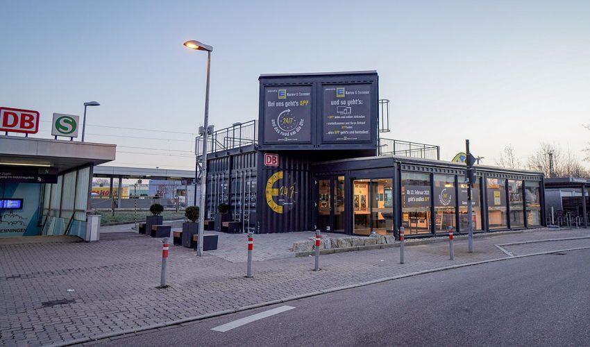 Edeka eröffnet 24/7-Shop