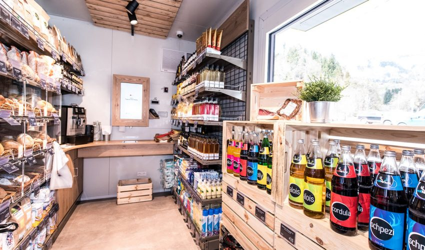 Regionaler Mini-Markt: Rewe Billa Regional Box MyAcker