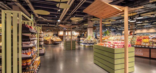 Wanzl Retail Edeka Unterföhring München
