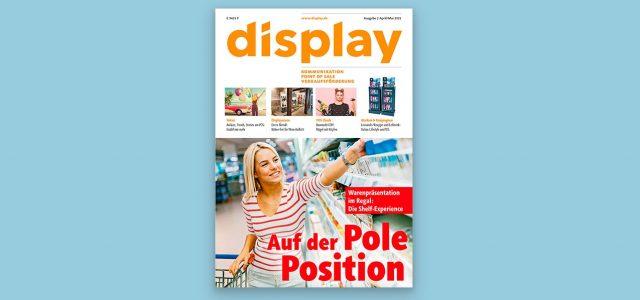 display 02/2021 als E-Magazin