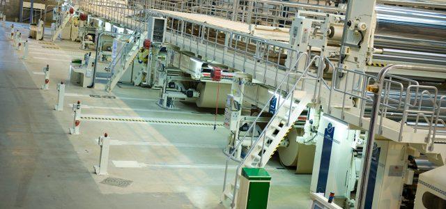DS Smith investiert in Werksausbau
