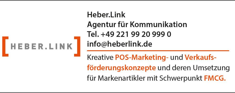 Heber Link Agentur für Kommunikation