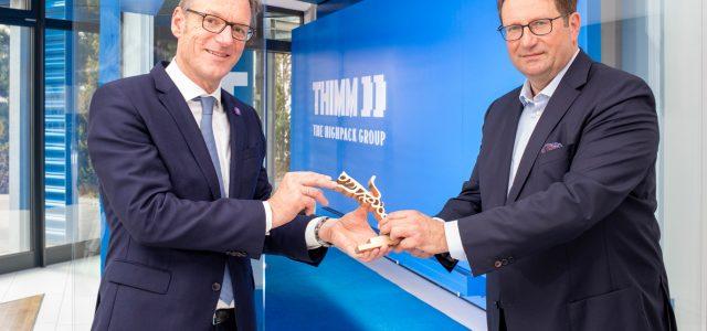 Thimm ausgezeichnet mit Axia Best Managed Companies Award