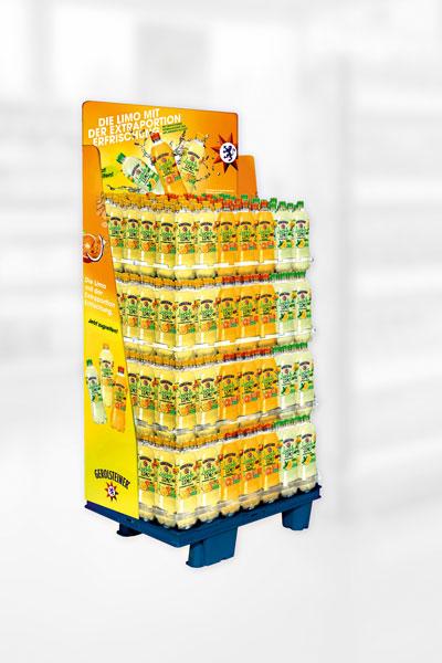 Alkoholfreie Getränke: Gerolsteiner Leichte Limo