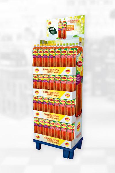 Alkoholfreie Getränke: Lipton