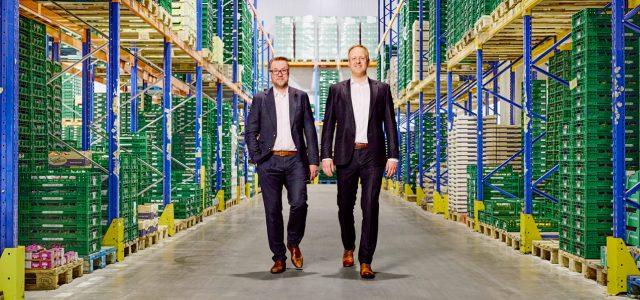 Edeka Nord Stefan Giese (links) und Frank Breuer (rechts)