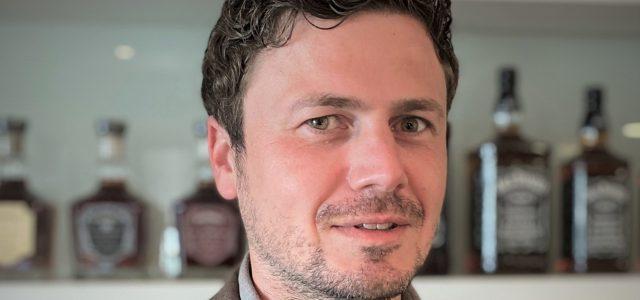 Sebastian Krueger Brown-Forman Interim Sales Director