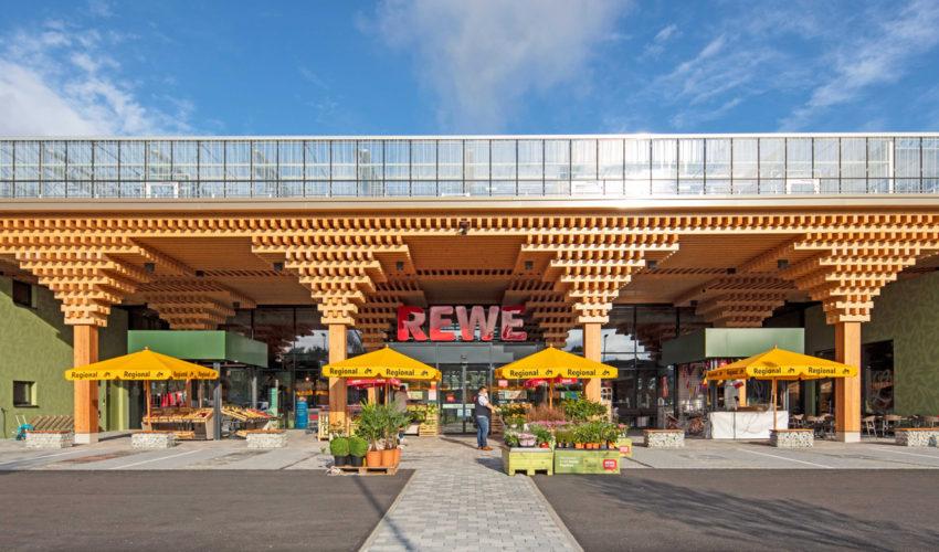 Aichinger Rewe Green Farming-Markt Wiesbaden