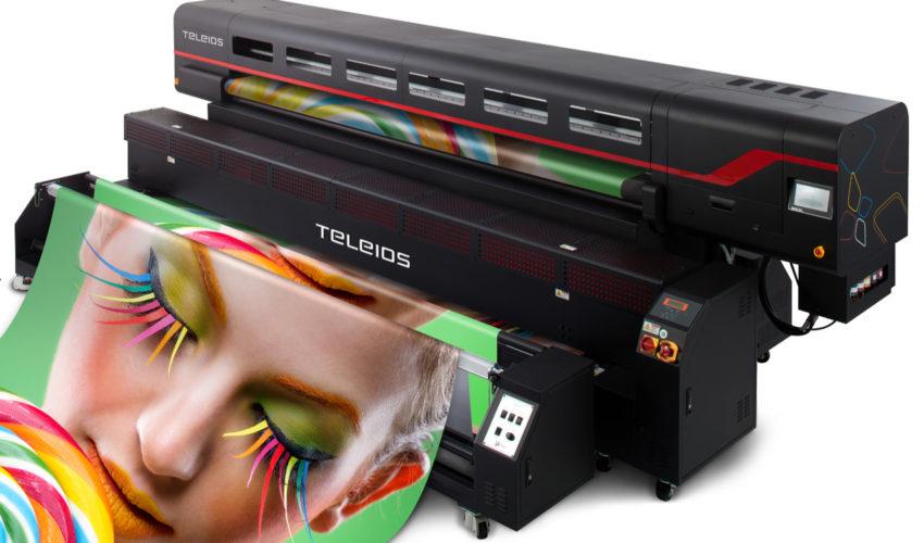 Fespa Technik Textildruck Multiplot d.gen Teleios Grande H12.