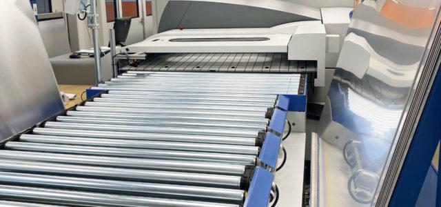 Industriedruck Brandenburg, Druckplattenbelichtung, Umweltschutz