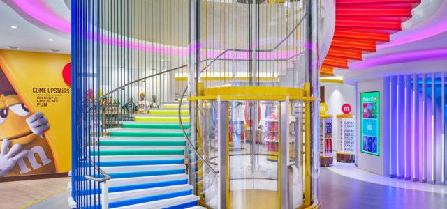 Mars Wrigley M&M's Flagship Store Berlin